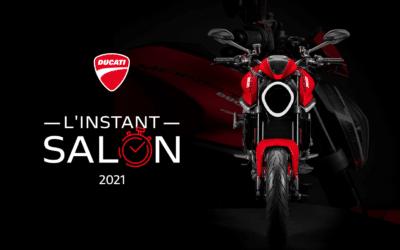 Actions salon Ducati & Scrambler 2021